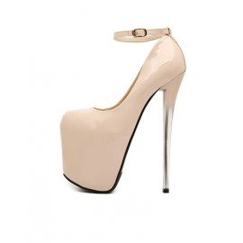 Elegant Stiletto Heel Strappy Shoes with Platform Design For Women