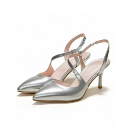 Chic Smart Point Toe Shoes in Hollow Trim Size:34-39