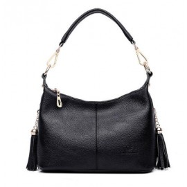 European and American Style Women's Genuine Leather Bag