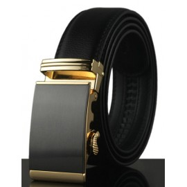 Basic All Matched Formal Style Leather Belt For Men