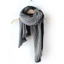 Charming 185CM Plaid Scarf in Fringed For Women