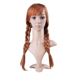 New Long Gloved Cosplay in Remy Human Hair Extensions 2 Tails Scroll Anime For Kids