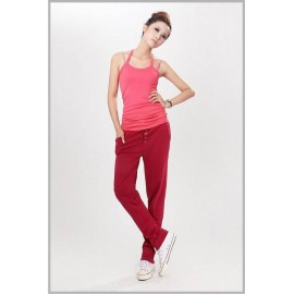 High Quality Fashion Women Harem Pants Sweatpants Sports Straight Casual Pants